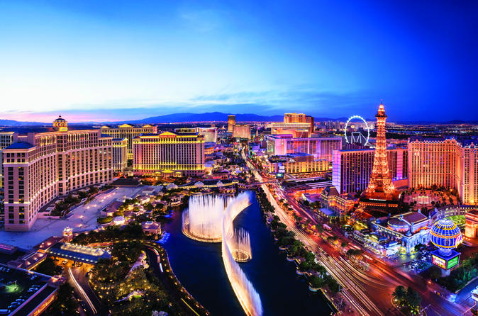 California Private Flight Los Angeles To Las Vegas In United States
