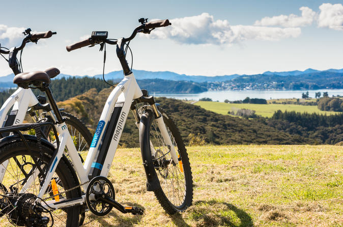 Mountain & Ebike Hire For The Twin Coast Trail - Auckland