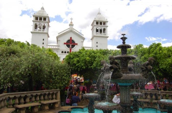 Private Tour: El Salvador Flowers Route