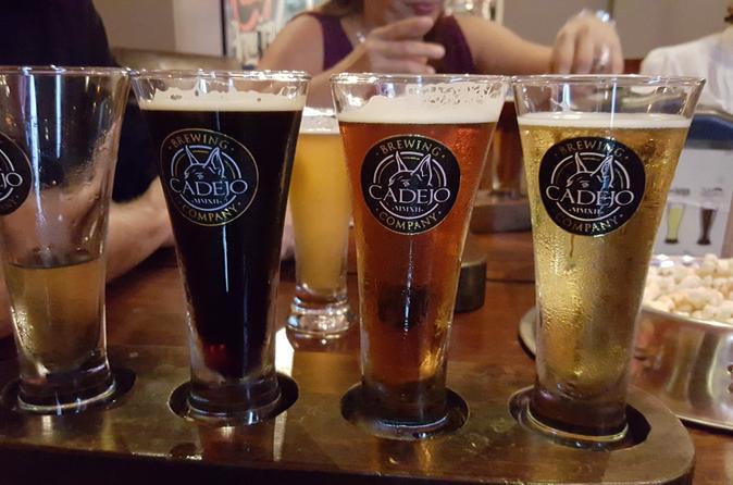 San salvador stopover brewery tour in san salvador 197449