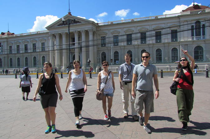 San Salvador Stopover City Tour and Adventure