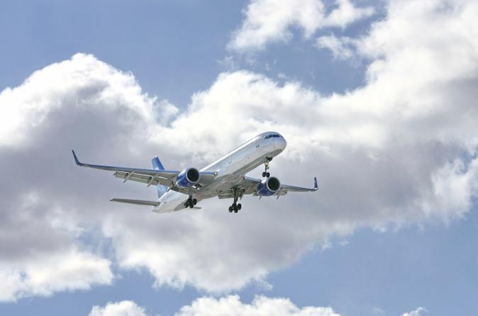 Shared Arrival Transfer: Monsenor Óscar Arnulfo Romero International Airport to San Salvador Hotels