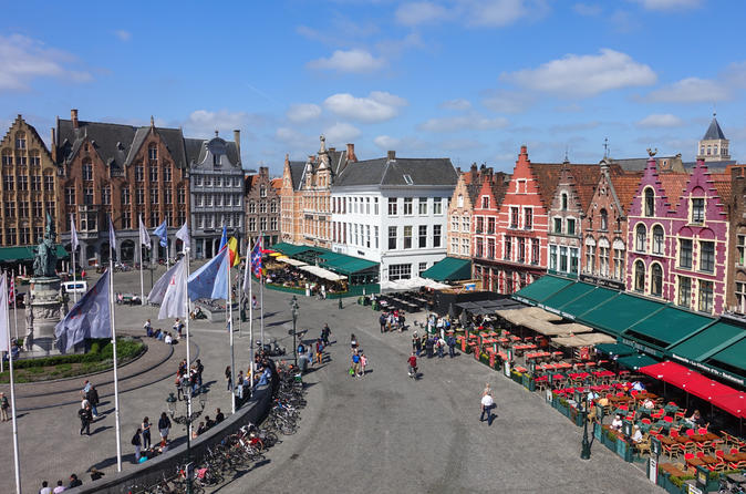 Private Full Day Sightseeing Day Trip To Bruges From Amsterdam