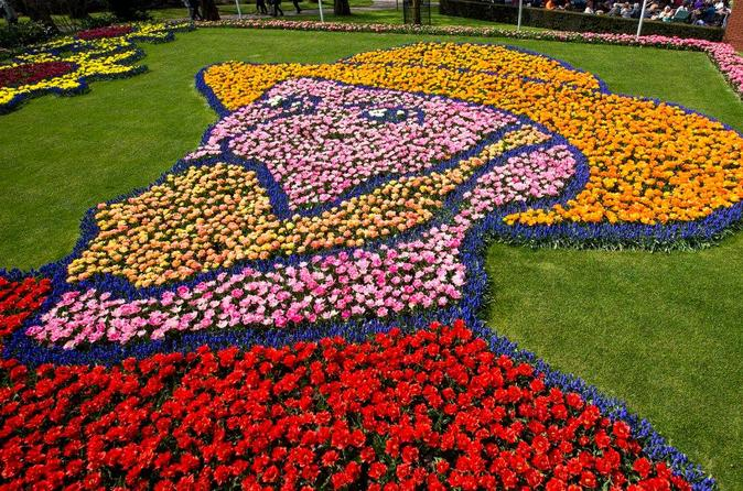 Private Keukenhof Gardens And Tulip Fields Sightseeing Tour From Amsterdam