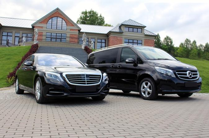 Private Luxury Transfer From Amsterdam To Schiphol Airport