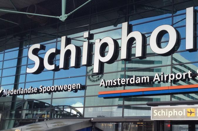 Private Round Trip Transfer AMS - Amsterdam