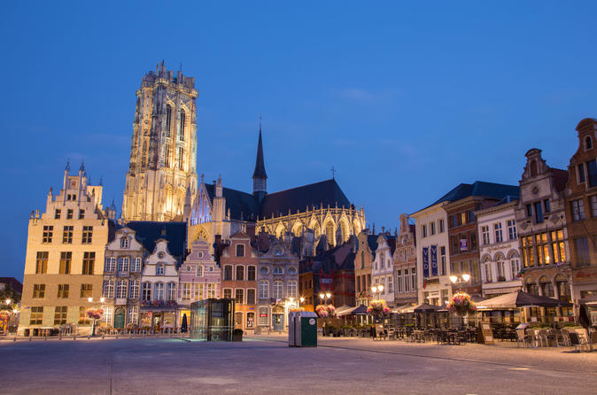 Private Transfer From Amsterdam To Mechelen