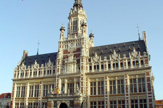 Private Transfer From Amsterdam To Schaarbeek - Schaerbeek