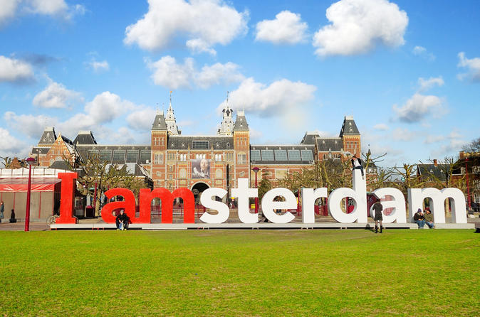 Private Transfer From Bruges To Amsterdam