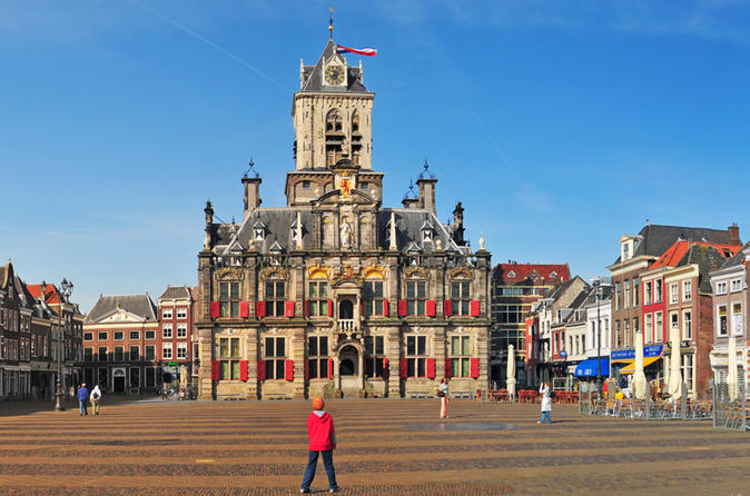 Sightseeing Tour To Delft From Amsterdam