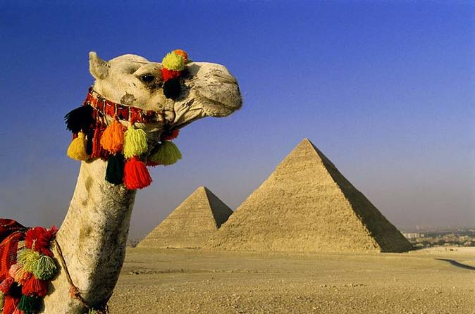 Private Layover Tour From Cairo Airport To The Great Giza Pyramids, Giza Sphinx