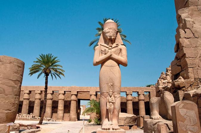 Private Layover Tour From Luxor Airport To Luxor Attractions