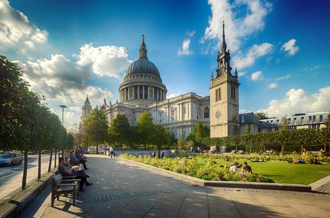 St paul s cathedral admission ticket in london 566683