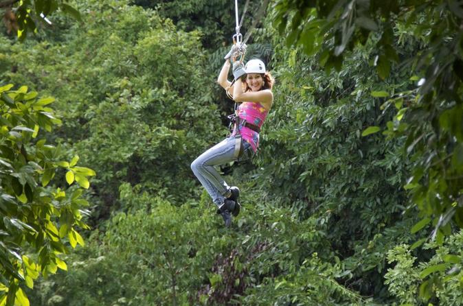Chukka Zipline Canopy u0026 River Tubing & Zipline Canopy u0026 River Tubing