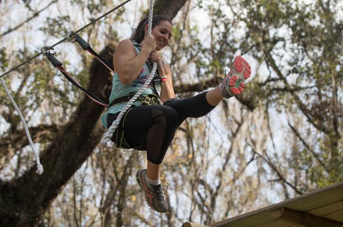 TreeUmph! Adventure Course - Tampa