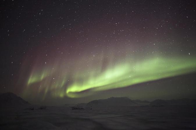 Lapland Northern Lights Safari from Saariselkä including Igloo Visit