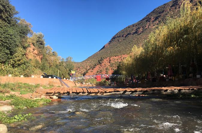 Full Day Trip To Ourika Valley And Atlas Mountains From Marrakech - Marrakesh