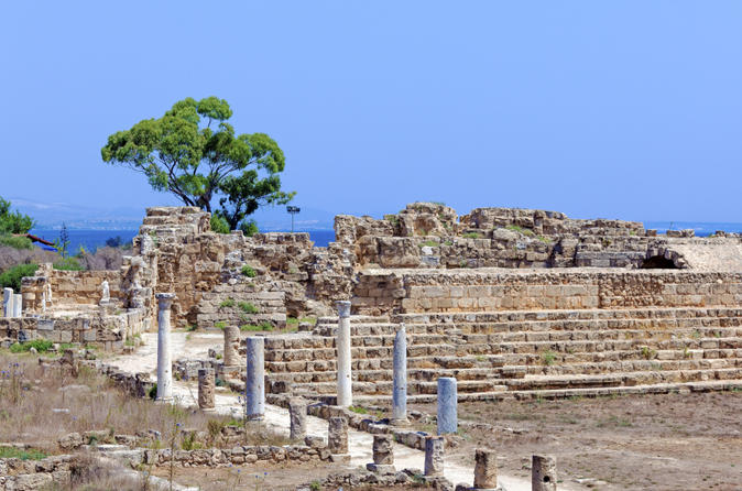 Famagusta and salamis day trip from paphos and limassol in paphos 165549