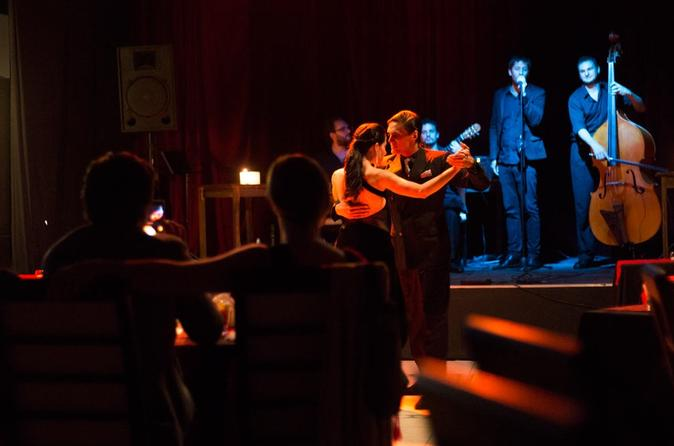 'We are Tango' Show in Buenos Aires with Front-Row Seating