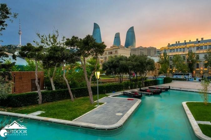 7 DAYS AZERBAIJAN - Baku