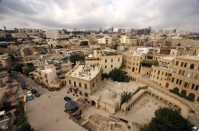 Free Icheri Sheher Tour - Baku