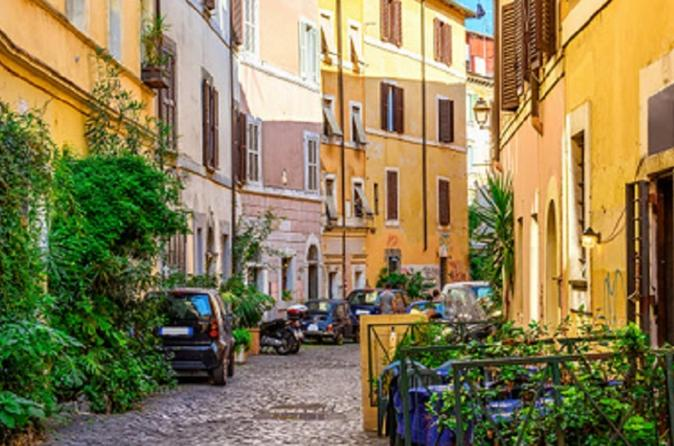 Sightseeing at Sunrise - Morning Rome Small Group Walking Tour
