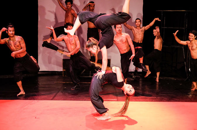 Phare the cambodian circus show in siem reap in siem reap 431195