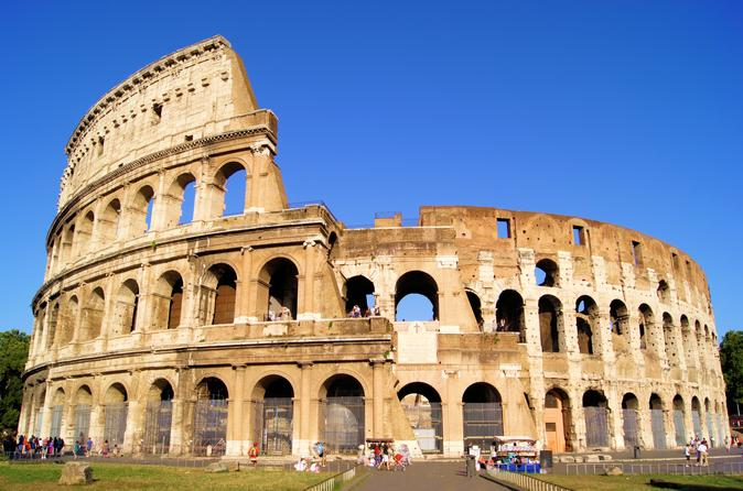 Civitavecchia Shore Excursion: Splendor of Rome Tour