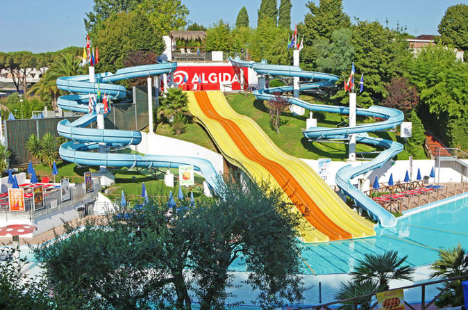 Hydromania Water Theme Park with Private Roundtrip Transportation