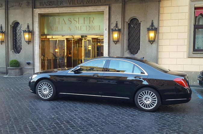 Vip Luxury Exclusive Private Chauffeured Half Day Tour Of Rome