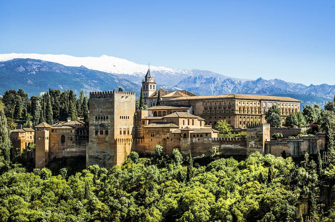 Guided Tour Of The Alhambra From Nerja - Malaga