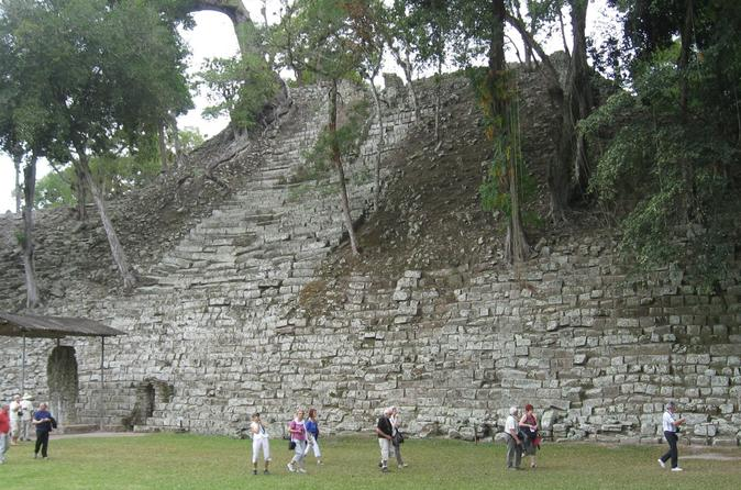 Complete Copan Ruins Tour From San Pedro Sula