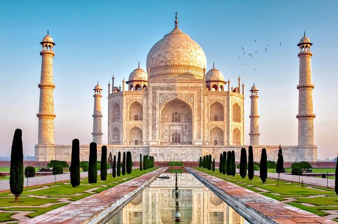 Agra Overnight Tour With Taj Mahal, Agra Fort & Fatehpur Sikri - Delhi