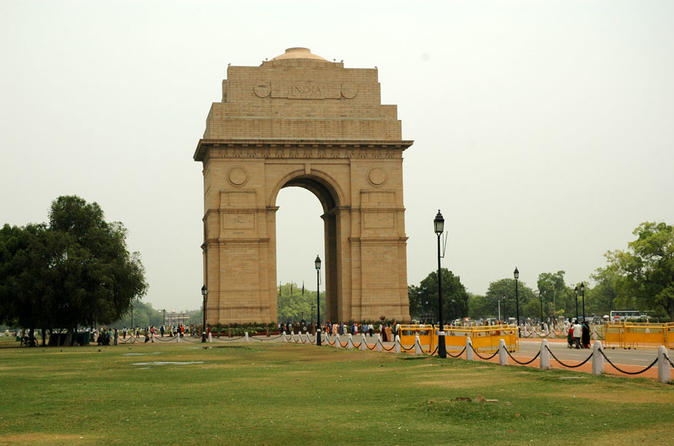 Golden Triangle Tour Package - 3 Nights Delhi Agra Jaipur Tour