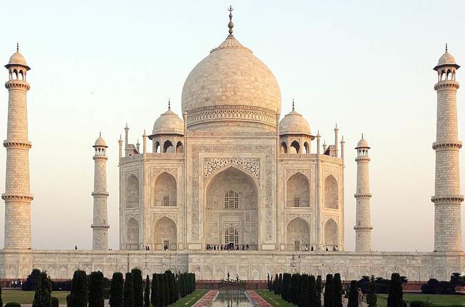 Private Tour To Agra With Taj Mahal & Agra Fort - Delhi