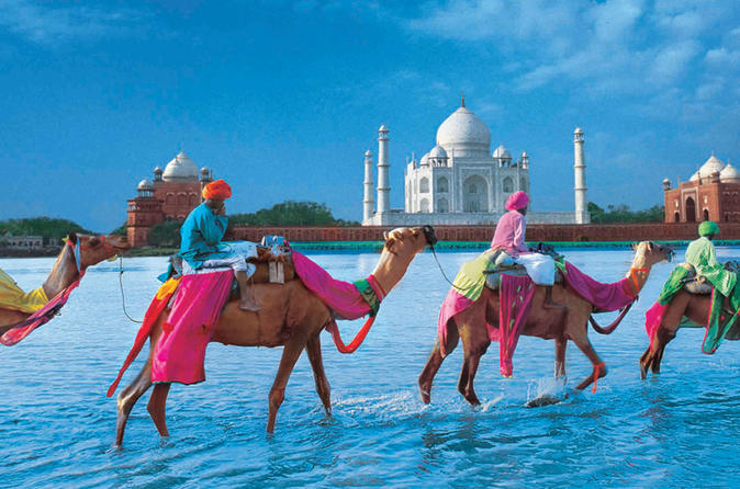 Private Trip : Agra Full-day Tour With Taj Mahal , Agra Fort & Fatehpur Sikri