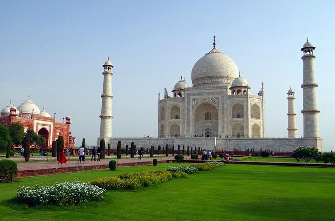 Same Day Taj Mahal Tour By Train - Delhi