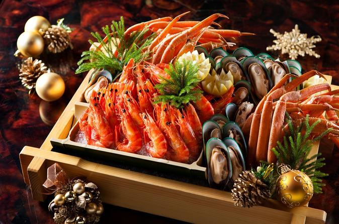 Dining experience seafood buffet at sofitel mistral macau in macau region 394634