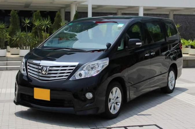 Luxe MPV Airport Transfer
