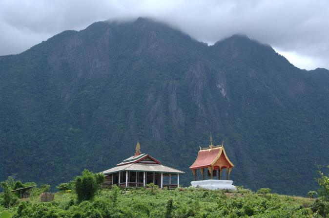 2-Day Vang Vieng Tour from Vientiane