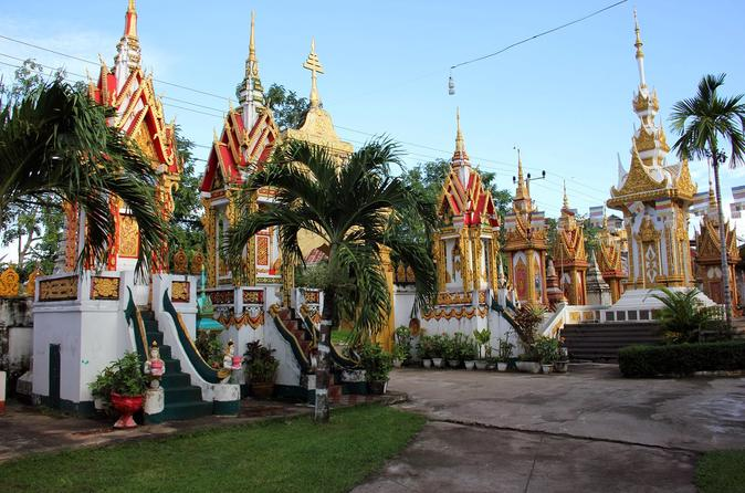 Boloven Plateau Full-Day Tour From Pakse