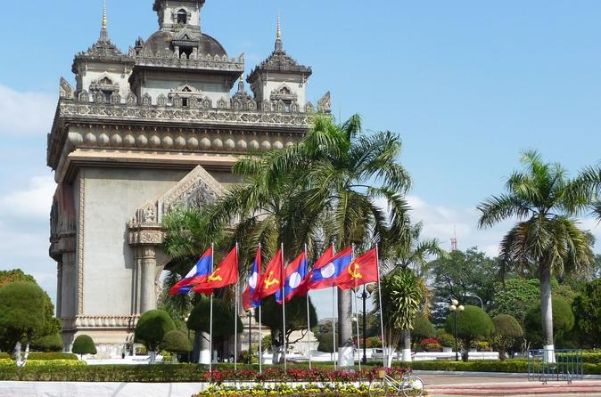 Guided vientiane city and buddha park full day tour in vientiane 251971