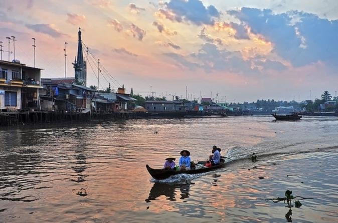 Private Tour: Mekong Delta Day Trip from Ho Chi Minh City