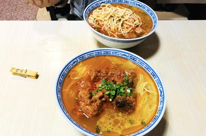 3-Hour Private Shanghai Former French Concession Walking Tour with Noodles