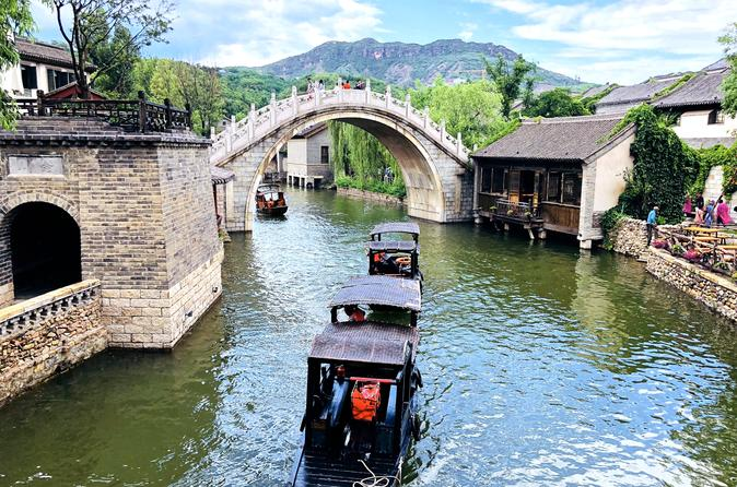 Beijing Gubei Water Town and Simatai Great Wall Day Trip