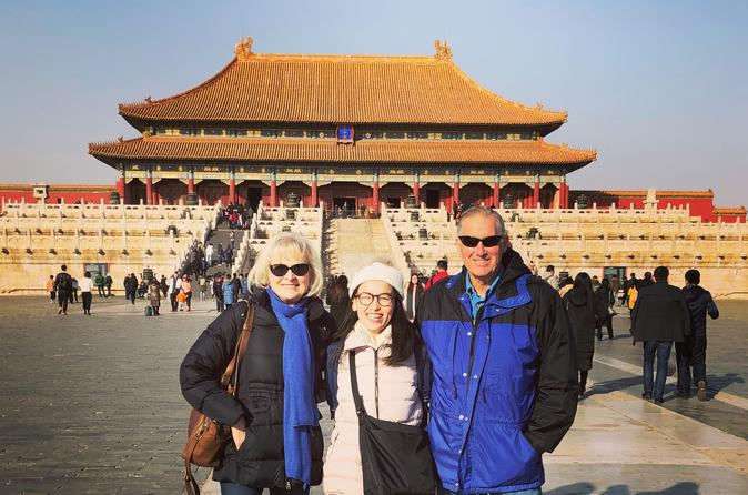Private Full Day Tour: Beijing and Hutong