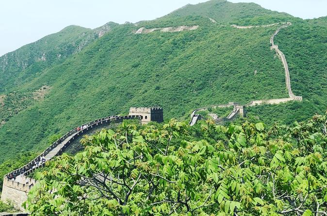 Private Mutianyu Great Wall Day Tour from Beijing