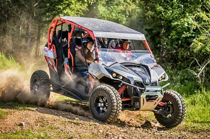Ozark Off-Road ATV Adventure - Branson