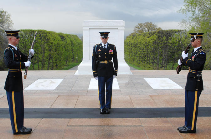 Private Guided Tour Itinerary: 3 Days: DC, Mount Vernon, and Arlington Cemetery