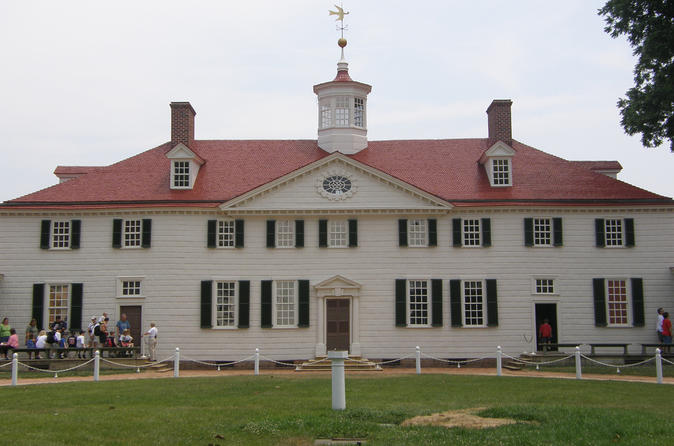 Private Mount Vernon and Arlington Cemetery Tour